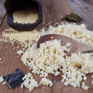 miglio decorticato - La Cuoca Insolita
