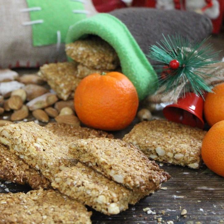 croccante frutta secca e cereali