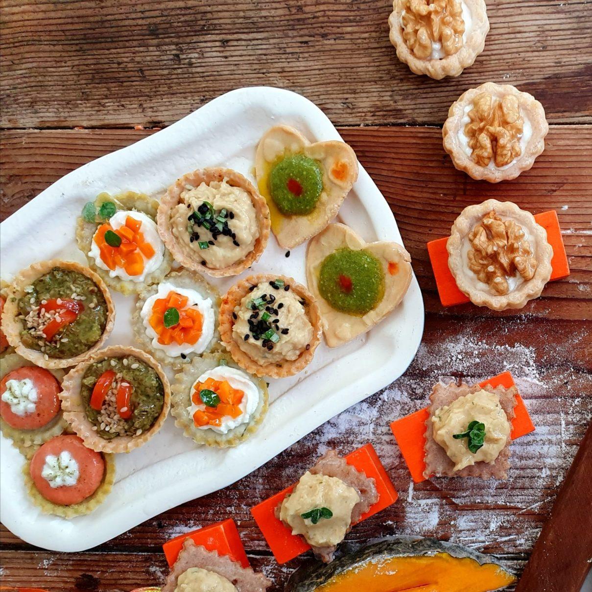 corso cucina pasticcini gluten free