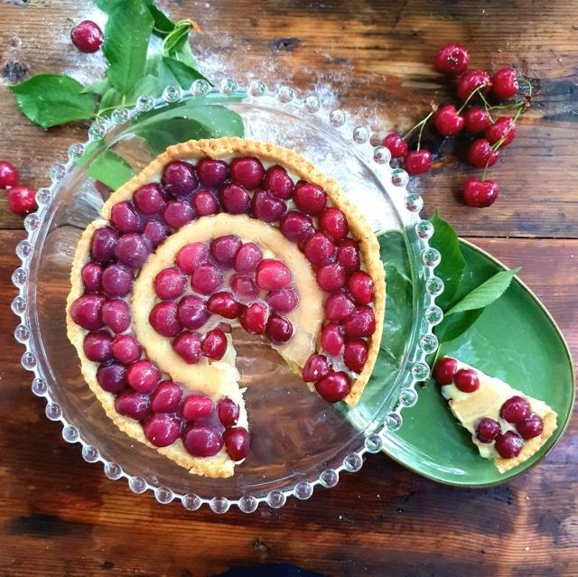 crostata di ciliegie fresche_2